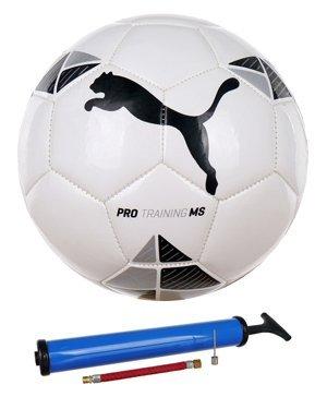 Piłka nożna Puma Pro Training MS Ball + pompka