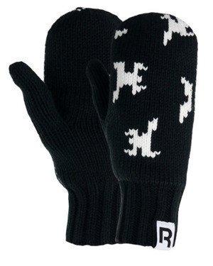 0dbf7a6a449b97 Rękawiczki Reebok CL W Fash Mitte damskie zimowe jednopalczaste ciepłe
