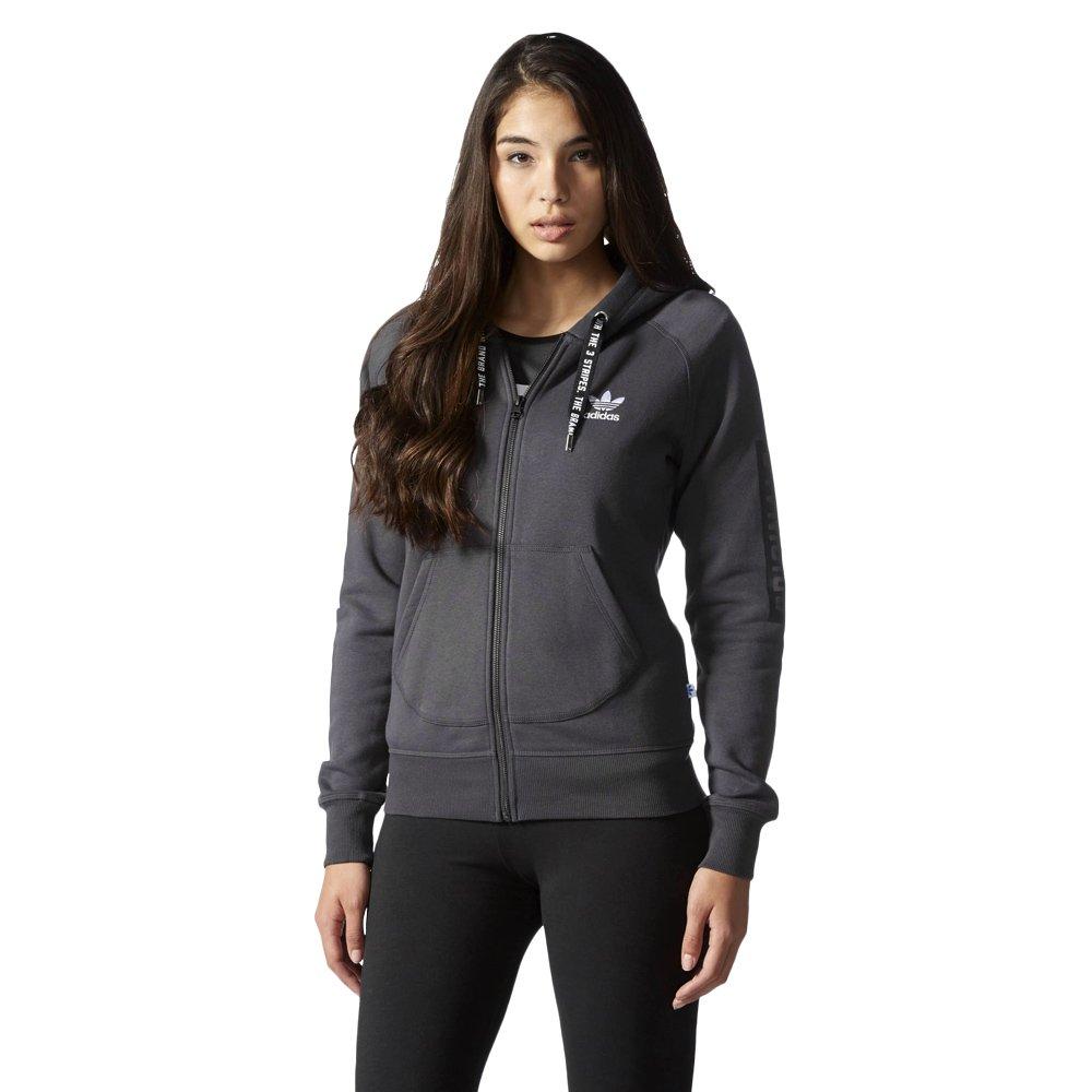 nowy produkt najlepiej sprzedający się niska cena Bluza Adidas Originals Hoodie damska dresowa sportowa rozpinana z kapturem