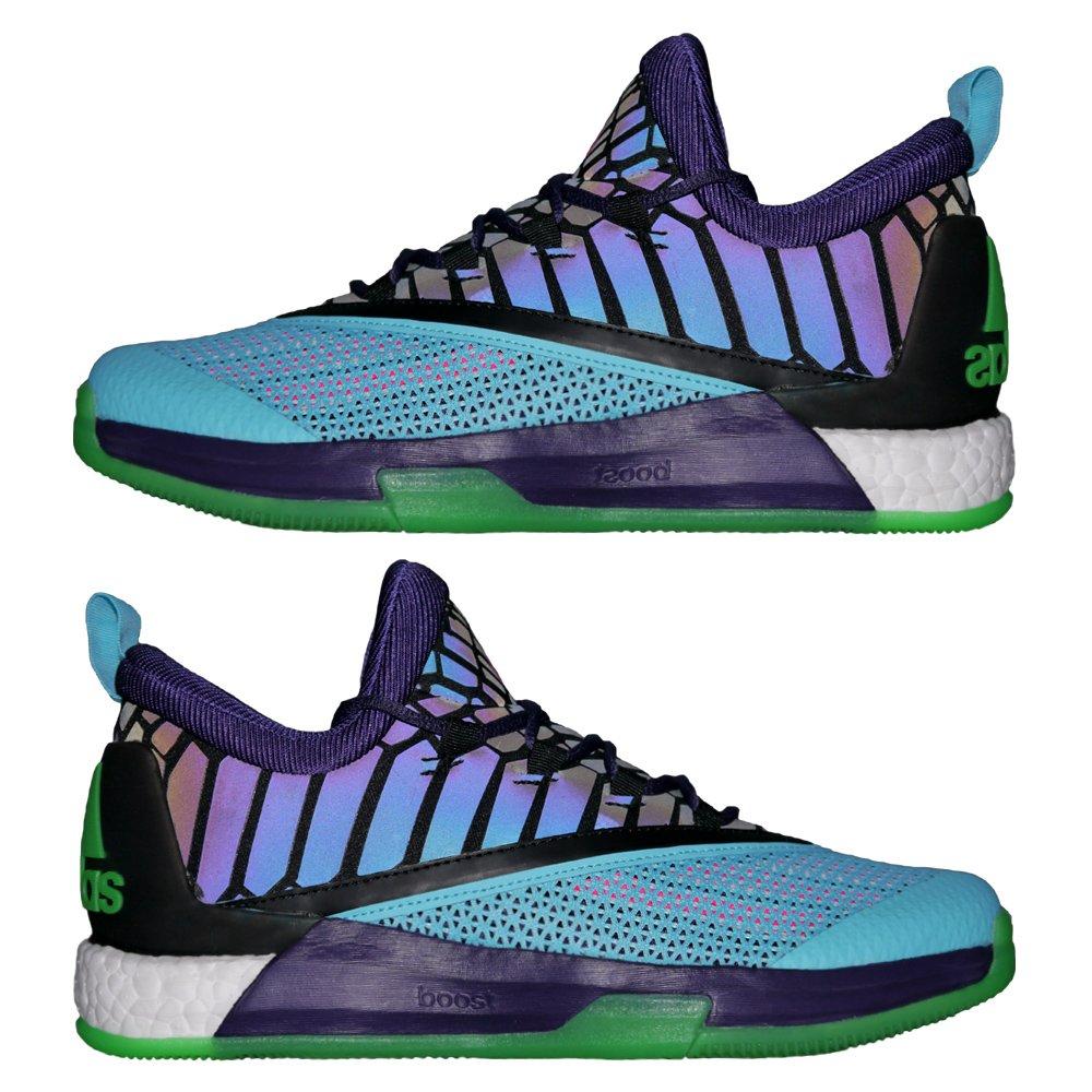 jak kupić najlepiej sprzedający się super promocje Buty Adidas Crazylight Boost 2.5 Low męskie sportowe do koszykówki