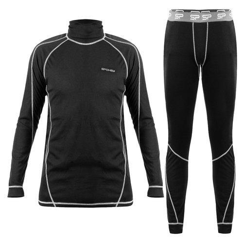 Bielizna termoaktywna Spokey Naknek Set męska koszulka + spodnie termiczne