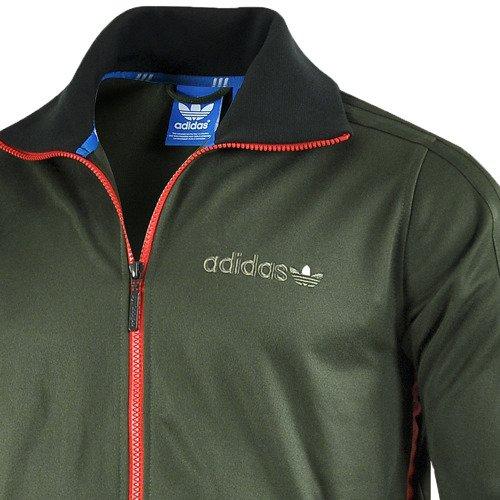 Bluza Adidas Adventure Street Diver TT męska dresowa rozpinana sportowa