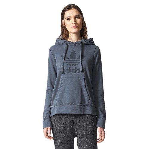 Bluza Adidas Originals Trefoil Hoodie damska dresowa z kapturem