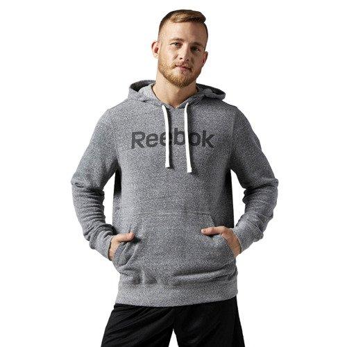 Bluza Reebok Elements Logo French Terry Pullover męska sportowa z kapturem