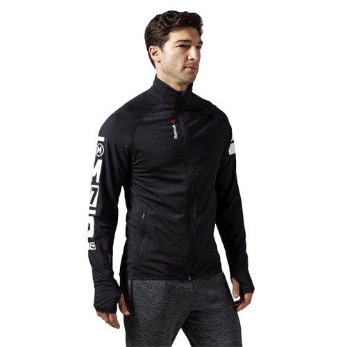 Bluza Reebok One Series Track męska termoaktywna do biegania