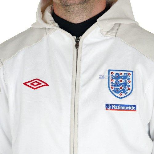 Bluza UMBRO England Jacket męska sportowa z kapturem