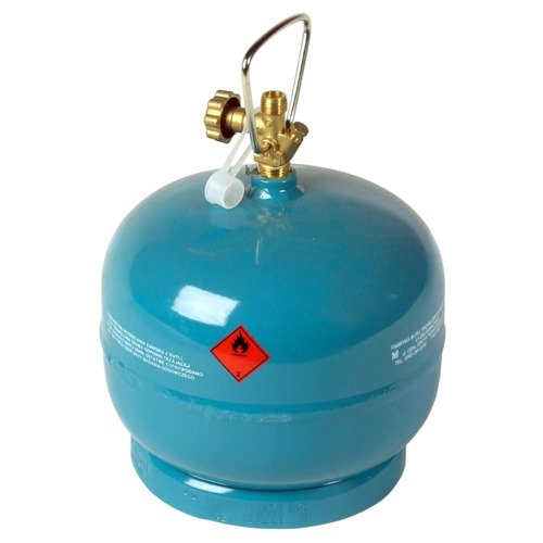 Butla gazowa 2kg turystyczna