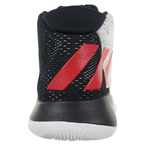 Buty Adidas Crazy Heat męskie sportowe za kostkę do koszykówki