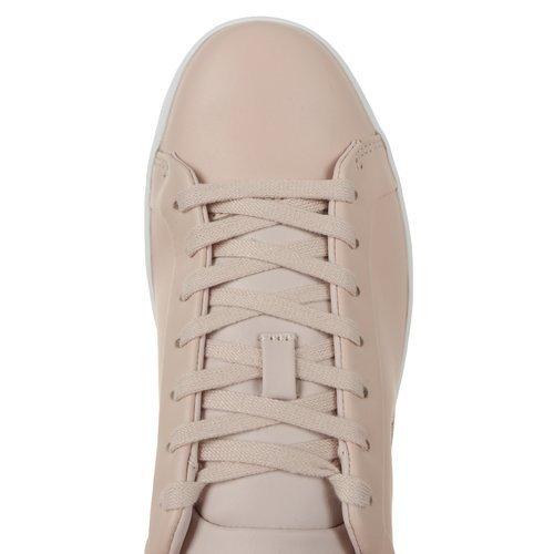 Buty Lacoste Straightset Lace 317 3 Caw damskie sportowe sneakersy skórzane