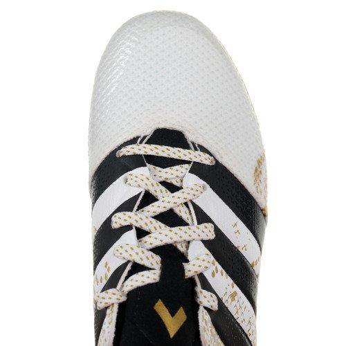Buty piłkarskie Adidas ACE 16.3 Primemesh FG/AG Jr TechFit dziecięce korki lanki