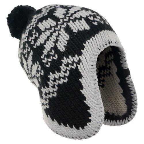 Czapka zimowa Reebok OW Flap Hat unisex peruwianka ciepła