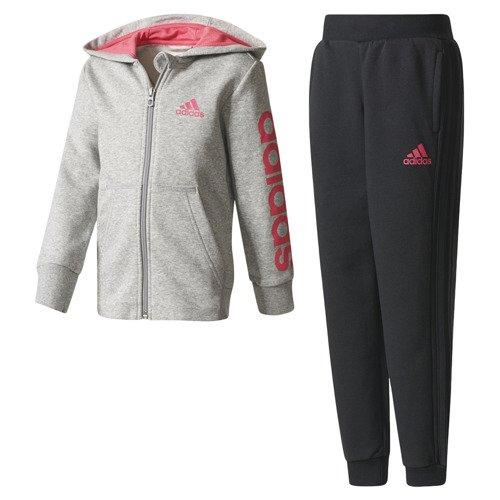 Dres Adidas Little Kids Hojo Track Suit dziecięcy sportowy komplet dresowy