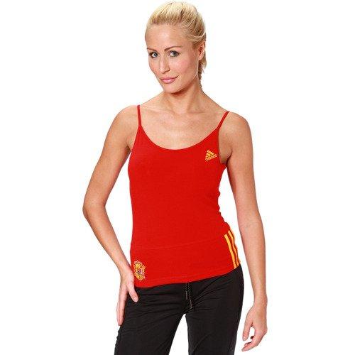 Koszulka Adidas FEF Tank damska top na ramiączkach sportowa