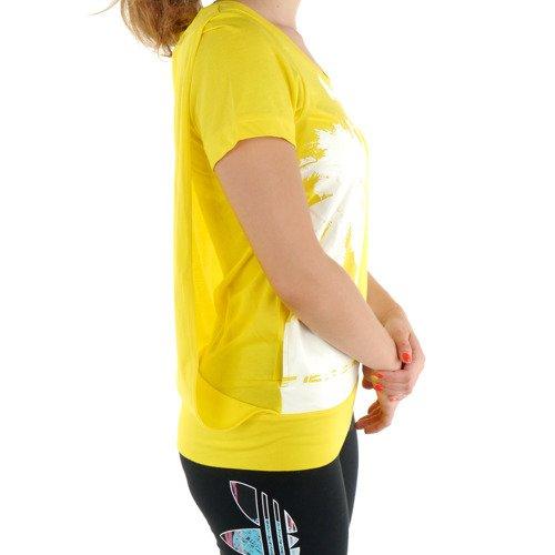 Koszulka Adidas Stella McCartney damska t-shirt sportowy fitness do biegania