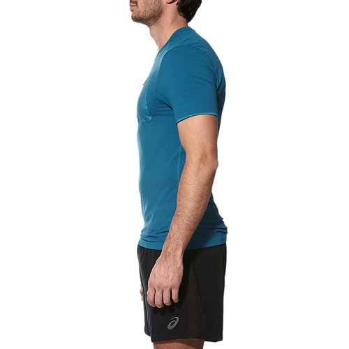 Koszulka Asics Elite męska treningowa t-shirt sportowy termoaktywny