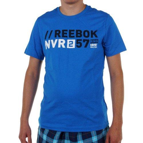 Koszulka Reebok Actron Graphic męska t-shirt sportowy