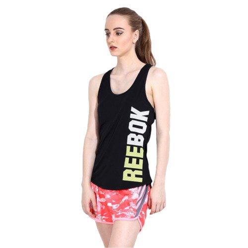 Koszulka Reebok Aerobics Tank damska bokserka top sportowy