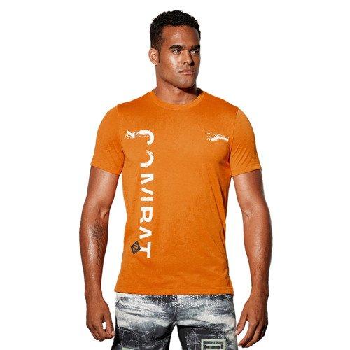 Koszulka Reebok Combat Spray Dye męska t-shirt sportowy termoaktywny