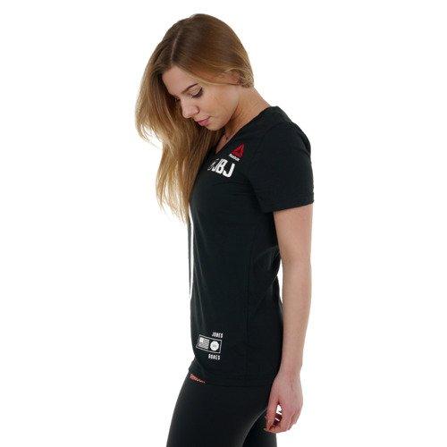 Koszulka Reebok Combat UFC Fan Fighters Jon Bones Jones damska t-shirt sportowy