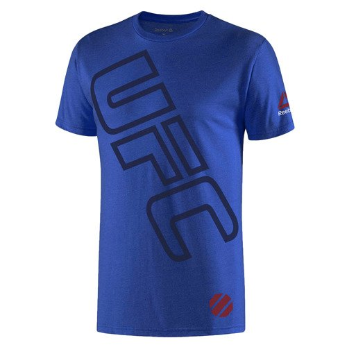 Koszulka Reebok Combat UFC Fan SS Triblend męska t-shirt sportowy