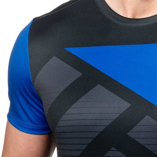 Koszulka Reebok Combat UFC Fight Kit męska t-shirt sportowy termoaktywny
