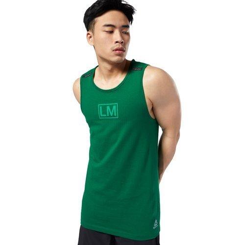 Koszulka Reebok Les Mills Performance męska termoaktywna bezrękawnik sportowy