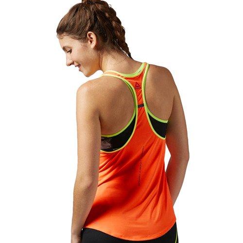Koszulka Reebok One Series Running ActivChill damska bokserka top sportowy