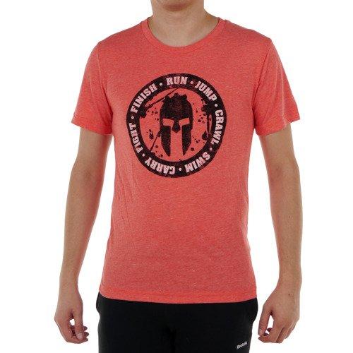 Koszulka Reebok Spartan Race Fan Tough męska t-shirt termoaktywny sportowy