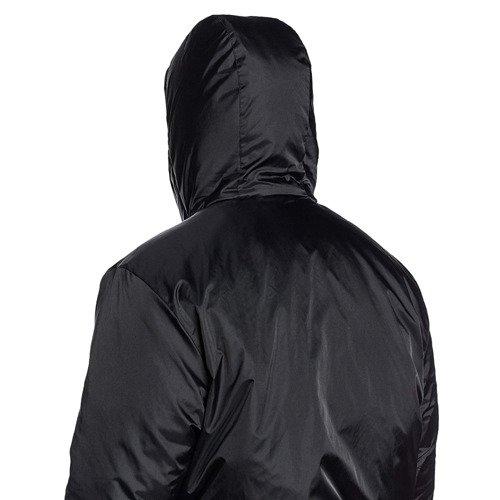 Kurtka Adidas Core Stadium Jacket męska zimowa przeciwdeszczowa z kapturem