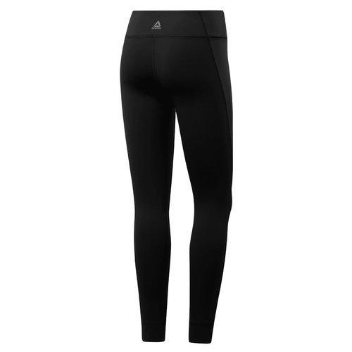 Legginsy 7/8 Reebok Studio Lux Tight damskie spodnie getry termoaktywne
