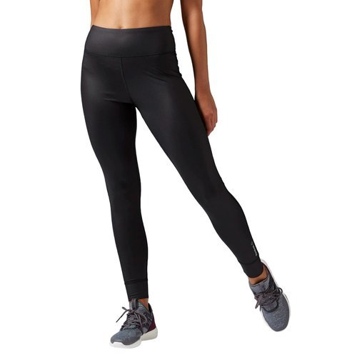 Legginsy Reebok Studio Lux High Shine Tight damskie spodnie getry termoaktywne