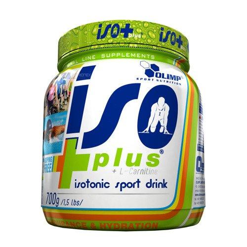 OLIMP Iso Plus w proszku 700g napój izotoniczny węglowodany