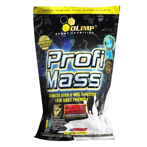 OLIMP Profi Mass w proszku 1000g odżywka białkowa