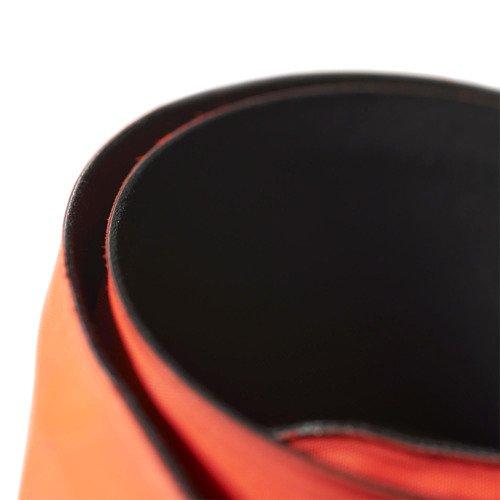 Opaska na nadgarstek Adidas Run Light led świecąca dla biegaczy samozaciskowa