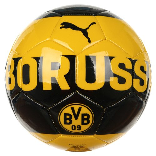 Piłka nożna Puma BVB Fan Ball Borussia Dortmund sportowa treningowa na trawę na orlik