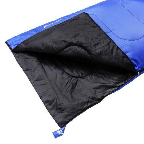Śpiwór Meteor Dreamer dwusezonowy lewostronny kołdra pod namiot