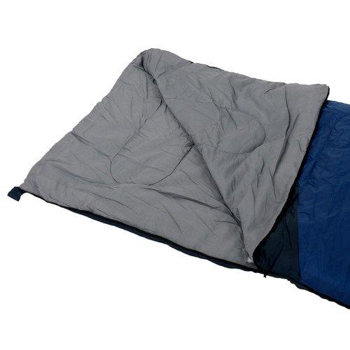 Śpiwór turystyczny Hi-Tec Remis klasyczny na biwak pod namiot