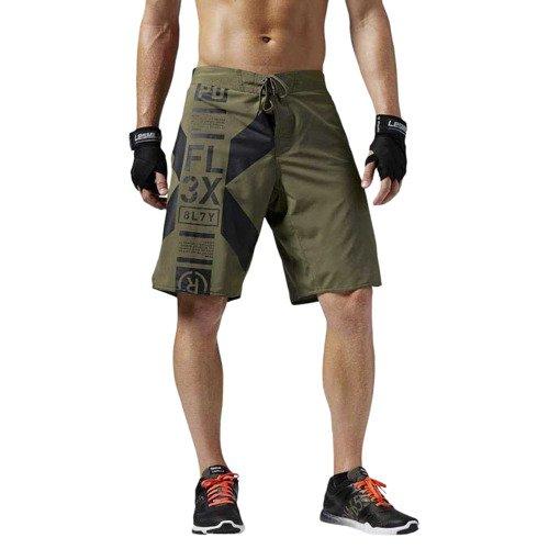 Spodenki 2w1 Reebok One Series męskie sportowe termoaktywne treningowe