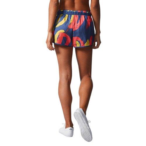 Spodenki Adidas Originals Paris Print damskie szorty sportowe