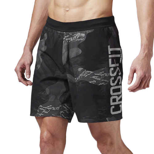 Spodenki Reebok CrossFit Super Nasty Speed męskie sportowe treningowe