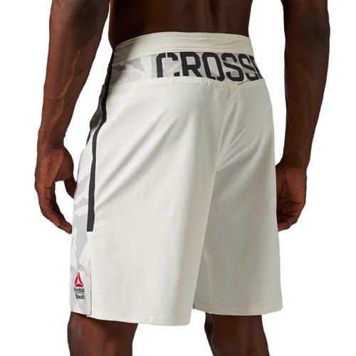 Spodenki Reebok CrossFit Super Nasty Tactical Camo męskie sportowe na siłownie