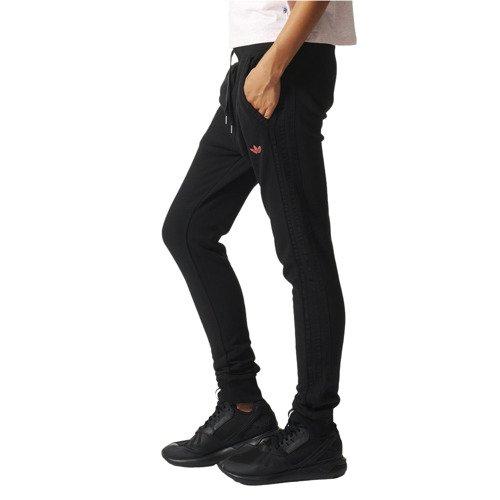 Spodnie Adidas Originals Slim damskie dresowe sportowe