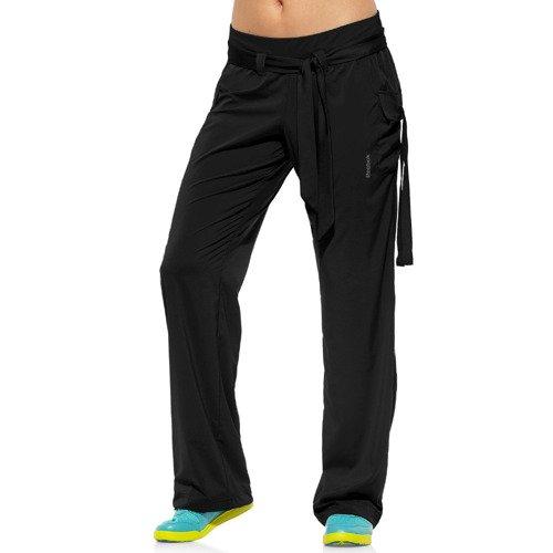Spodnie Reebok Dance damskie sportowe do tańca na siłownie fitness