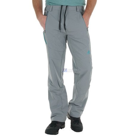 Spodnie męskie Adidas TS ALLSEASON P outdoor trekking wodoodporne ciepłe