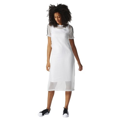 Sukienka Adidas Originals 3 Stripes Layer Dress damska sportowa