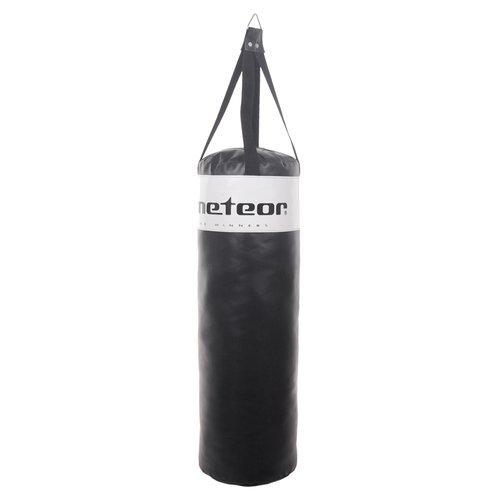 Worek bokserski Meteor WD01 90x30 cm treningowy z wypełnieniem + taśma